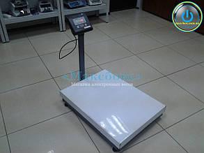 Весы товарные 60 кг ВН-60-1D-А  600 х 800