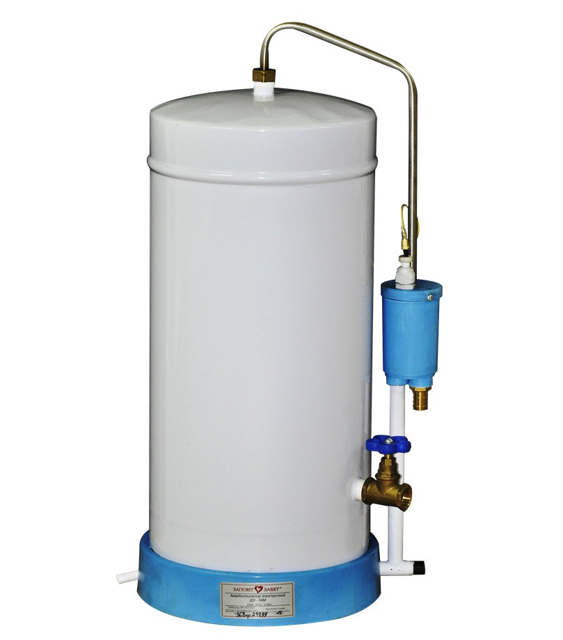 Дистиллятор электрический ДЭ-4М, ДЭ-10М, ДЭ-25М