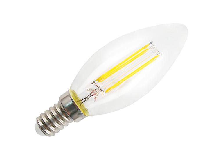 Светодиодная лампа E14, 220V 4W Edison Candle
