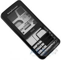 Корпус Sony Ericsson G502 Black