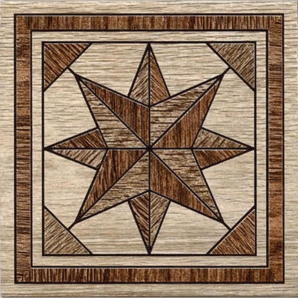 MASSIMA Декор напольный коричневый/ДН 57 031