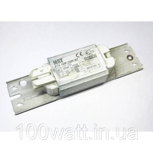 Балласт электромагнитный MST 15 Вт (BTL15L)(PHILIPS)