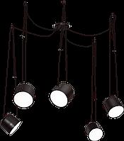 Подвес Vesta light BOWL черный (61325)