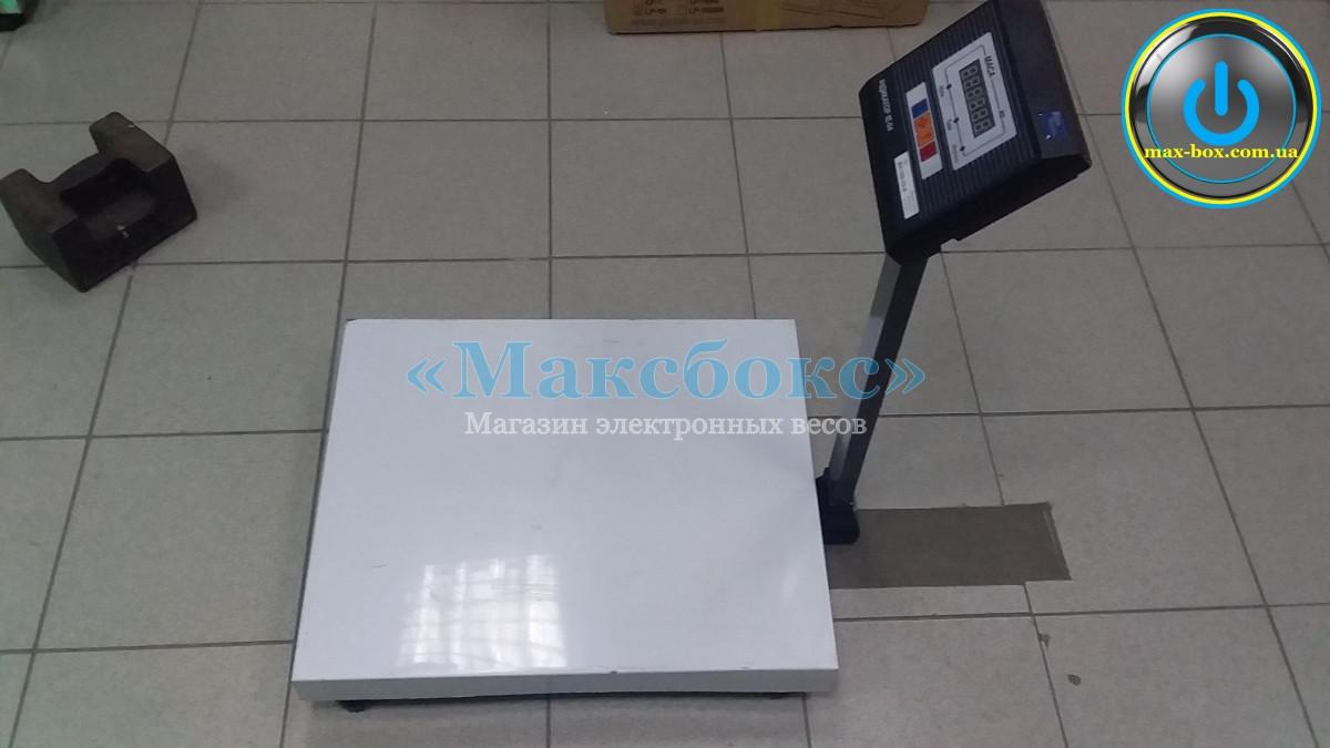Весы товарные для приёмки BH-60-1D-А Промприбор (600 х 800)