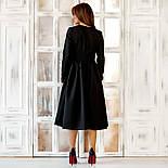 Женское платье из габардина №532, фото 4