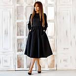 Женское платье из габардина №532, фото 5
