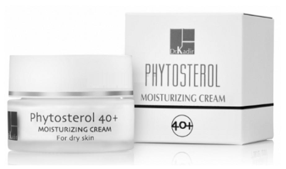 Увлажняющий крем для сухой кожи Phytosterol 40+, 50 мл