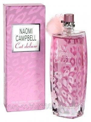 Naomi Campbell Cat Deluxe, женская туалетная вода, 100 мл.