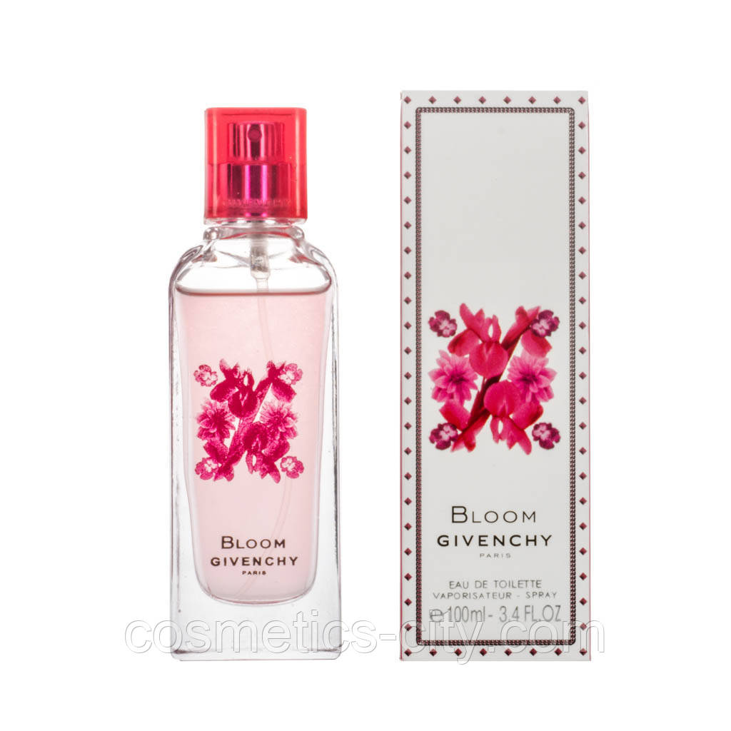Givenchy Bloom Givenchy Limited Edition, женская туалетная вода, 100 мл.