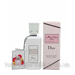 Мини-парфюм женский 60 мл. Christian Dior Miss dior cherie Blooming boquet