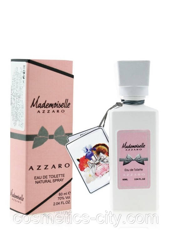 Мини-парфюм женский 60 мл. Azzaro Mademoiselle