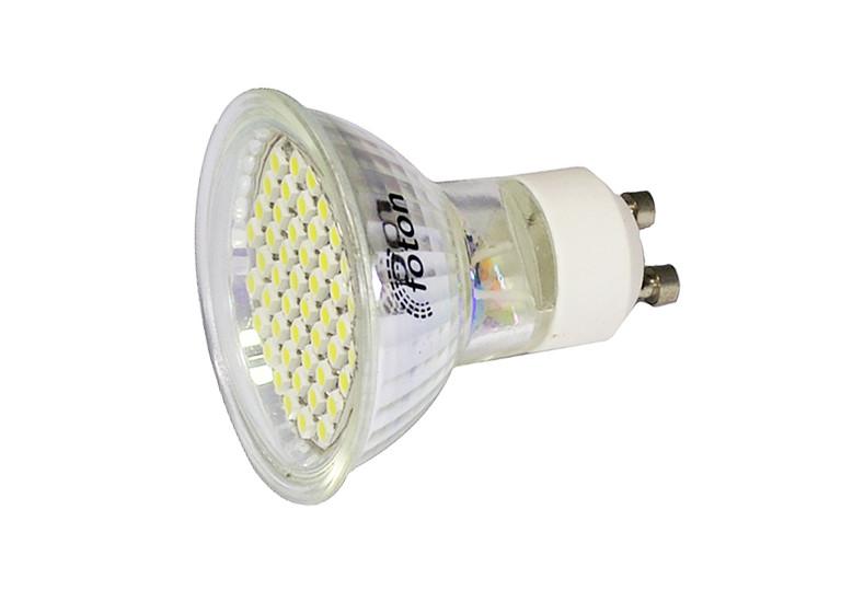 Светодиодная лампа GU10, 220V 48pcs 3528