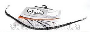 LINEX Трос ручника (задний) VW T-4 97- (938/718mm)