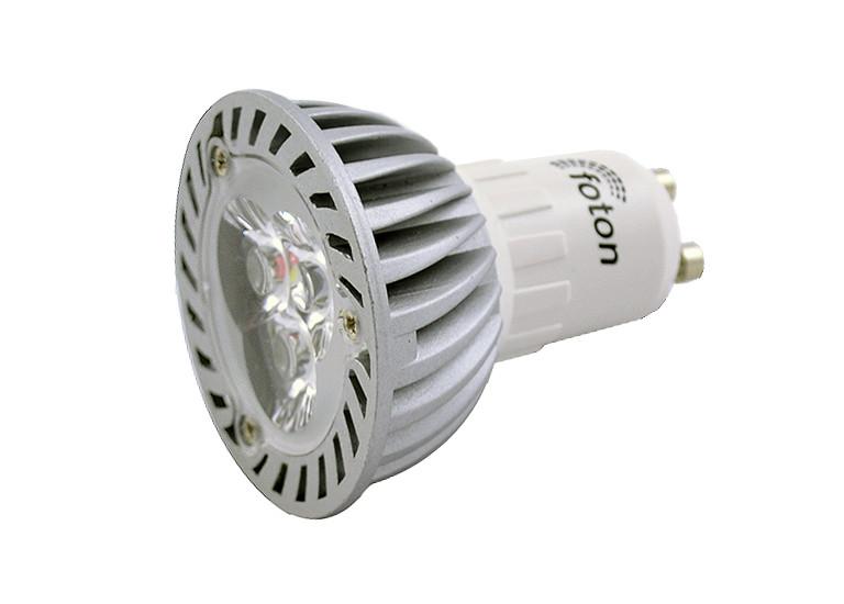 Светодиодная лампа GU10, 220V 3x1W