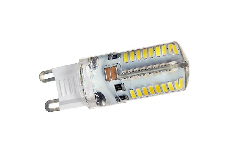 Светодиодная лампа G9, 220V 64pcs smd 3014