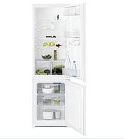 Встраиваемый холодильник с морозильником Electrolux ENN2800AJW, фото 1