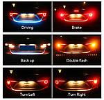 Динамическая дублирующая подсветка багажника, 120см