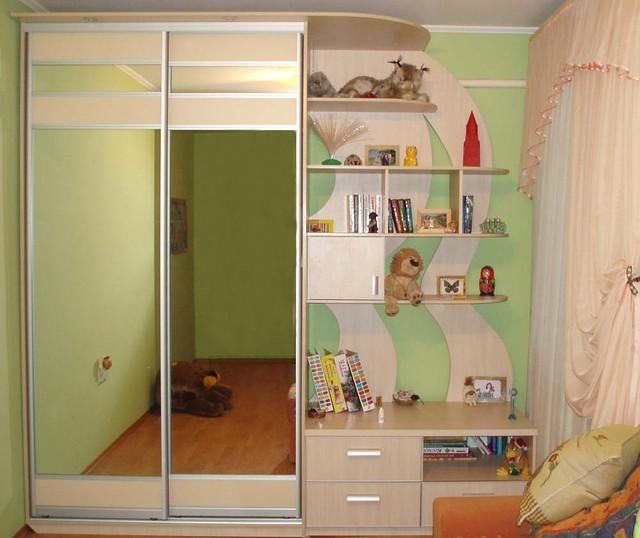 Шкафы детские купить №22