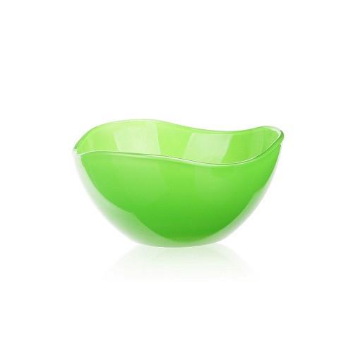 Салатница, 12 см, зеленый