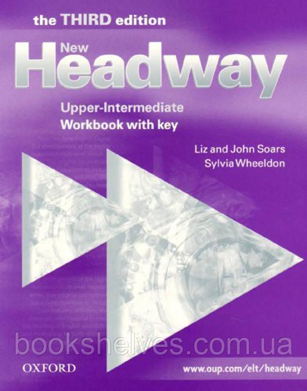 New Headway 3rd Edition Upper-Intermediate WorkBook