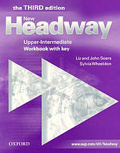 New Headway 3rd Edition Upper-Intermediate WorkBook