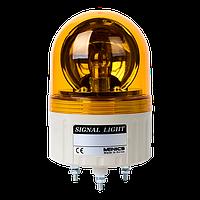 ASGB-20-Y Проблесковый маяк (желтый, сирена, 86 мм, 220 VAC)