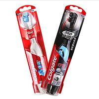 Colgate Электрическая зубная щетка (щетина углеродная)