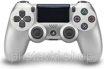 Контролер Playstation 4 Silver v2