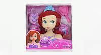 Игровой набор M+ Парикмахер Sweet Princess Red (2015-61/64/66)