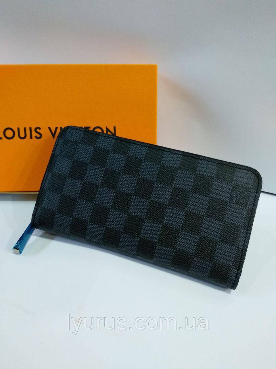 431941b1e254 Кожаный кошелек Louis Vuitton Луи Виттон - Интернет магазин LyuRus в Полтаве