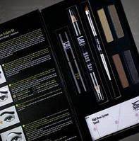 Набор Brow System для коррекции бровей Perron Rigot