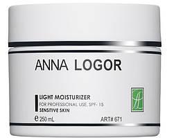 Light Moisturizer for Sensitive Skin Легкий крем для чувствительной кожи, 250 мл