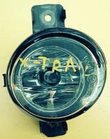 Фара противотуманная левая Nissan X-Trail T30 Valeo, 26155 89905EW, 89203571