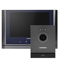 Commax CIOT-1020M и Commax CIOT-D20M комплект IP видеодомофона