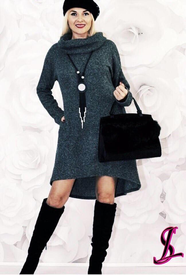 Женское модное платье ЛЮ301