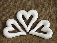 Сердце из пенопласта 8см, фото 1