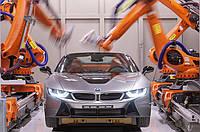 Компания BMW внедрила систему компьютерной томографии для анализа транспортных средств