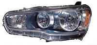 Фара на Mitsubishi митсубиси lanser, Outlander, Galant , Colt, Grandis, Pajero