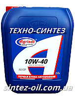 Агринол 10W-40 SG/CD Полусинтетическое моторное масло (полусинтетика) 10л