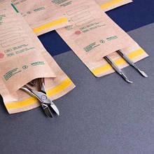 Крафт пакет для паровой, воздушной, этиленоксидной стерилизации 75*150