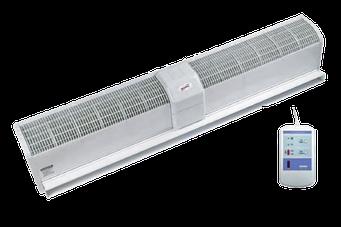 Воздушная завеса с нагревом NeoClima Intellect E-18 (15 кВт, проем 2 м, горизонт)