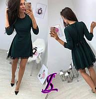 Женское модное платье ЛЮ294