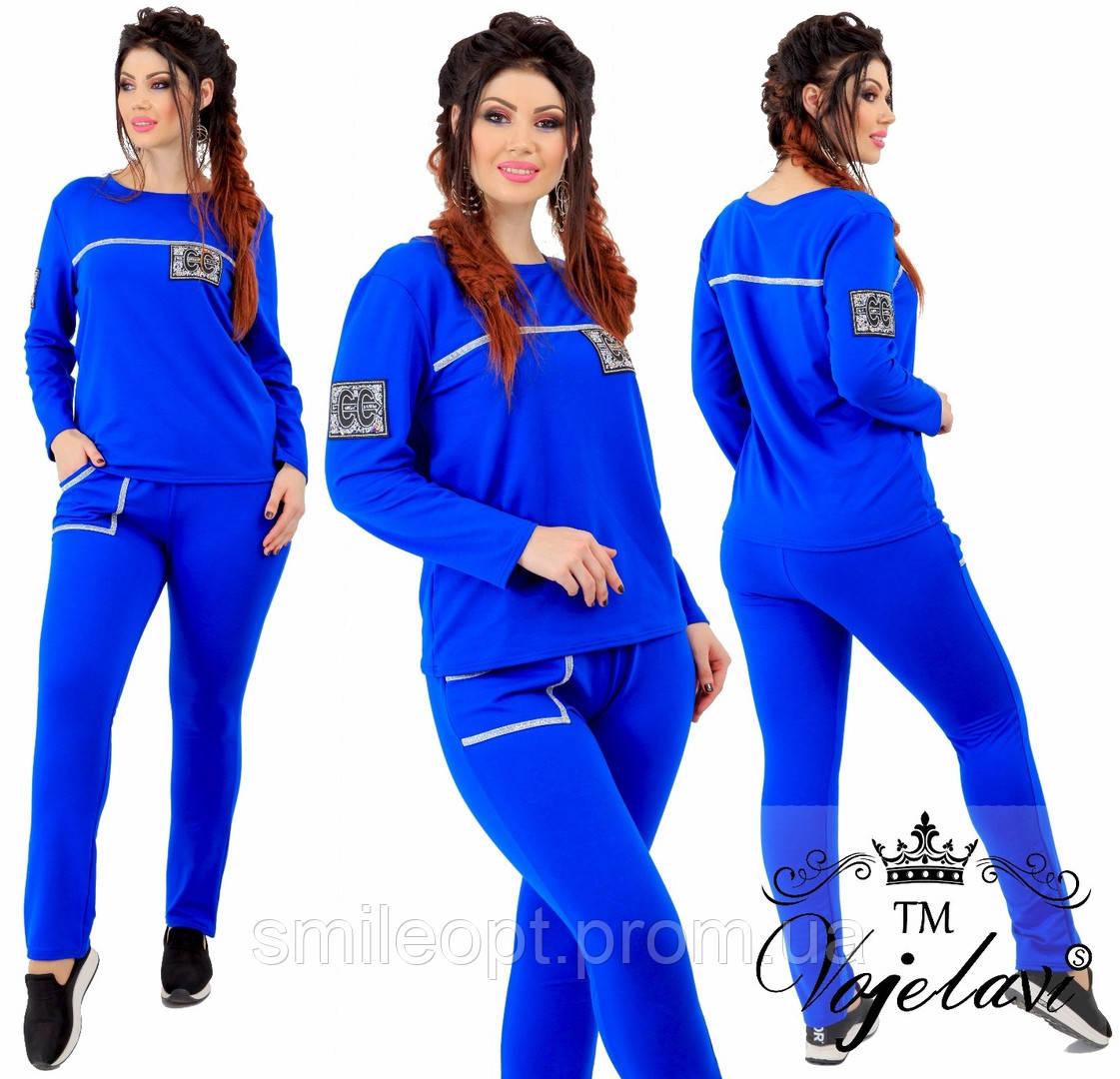 b94bc75c18e6 Женский спортивный костюм (P179)  продажа, цена в Одессе. спортивные ...