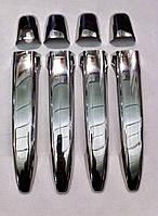 Накладки на ручки Lexus RX 330 (нержавейка)
