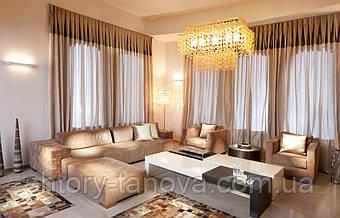 Шторы для зала: дизайн, функциональность и стиль