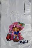 Пакет полиэтиленовый майка 27х45 см. (уп. 100шт.), фото 2