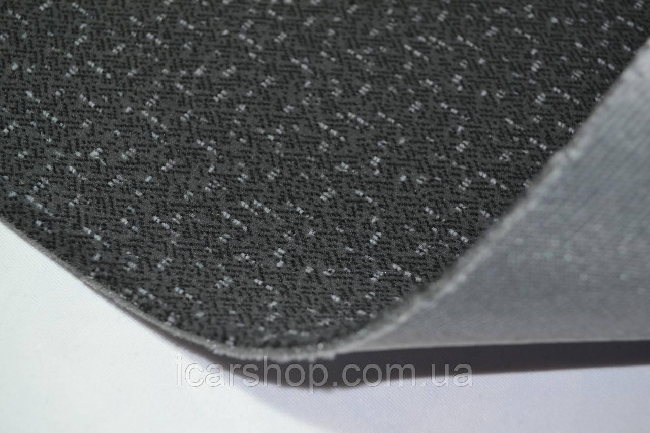 Велюровая ткань для салона автомобиля Porto szary