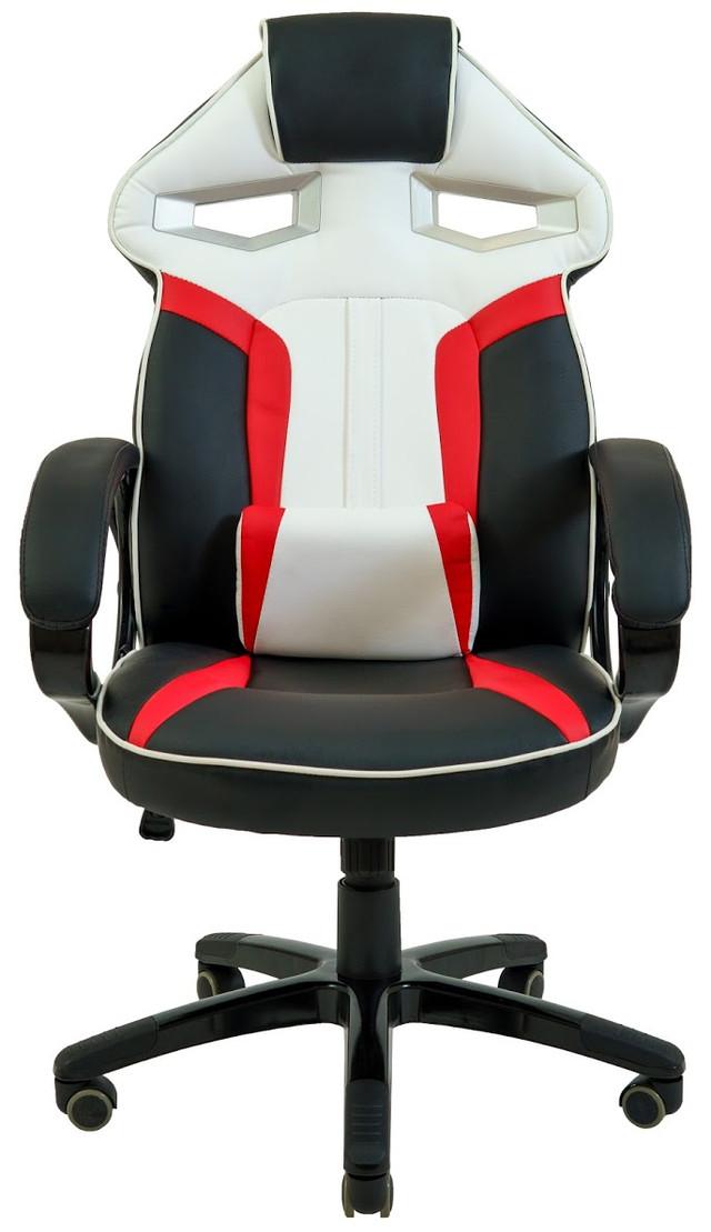 Кресло Ричспортспорт люкс красный (фото 2)