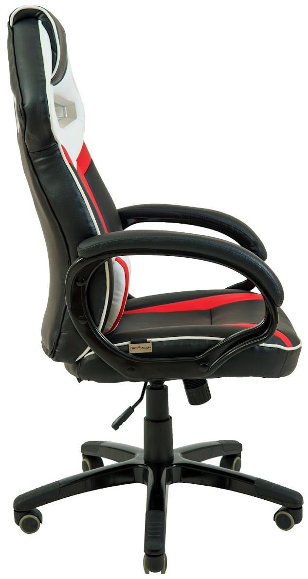 Кресло Ричспортспорт люкс красный (фото 3)