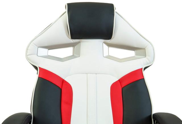 Кресло Ричспортспорт люкс красный (фото 4)